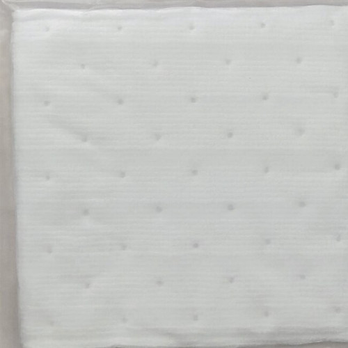 Teknipure TekniMop Sterile Disposable Microfiber Cleanroom Flat Mop Cover, Pocket Style