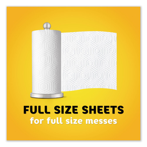 Get Bounty 2 Ply Paper Towel Rolls, 40 sheets/roll, 30/case L21196 at Harmony