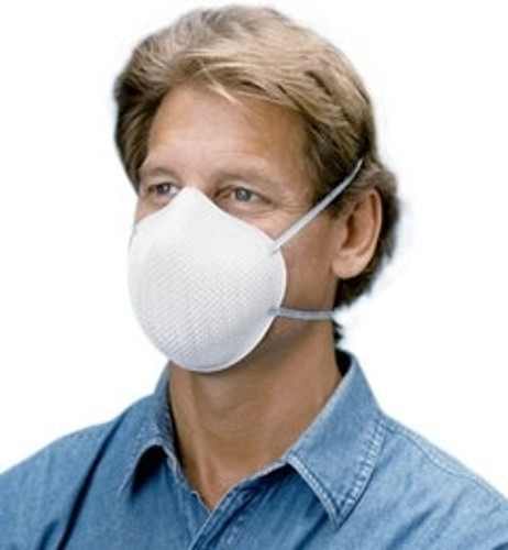 Moldex 2200 N95 Particulate Respirator   Harmony Lab and Safety Supplies
