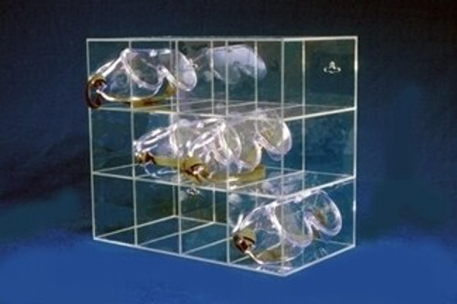 Safety Glasses Holder, each | Harmony Lab and Safety Supplies