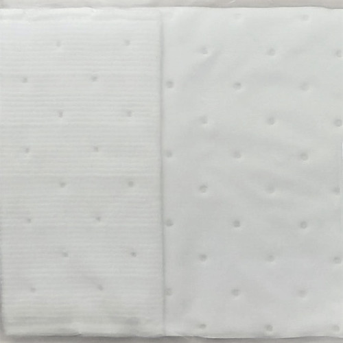 Get TekniMop Disposable Microfiber Cleanroom Flat Mop Cover, Pocket Style, 50/cs TM-MFP-516P at Harmony