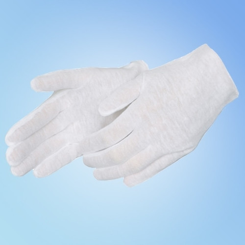 Get Lightweight Cotton Inspection Gloves, 12 pairs/pk TGLP140 at Harmony
