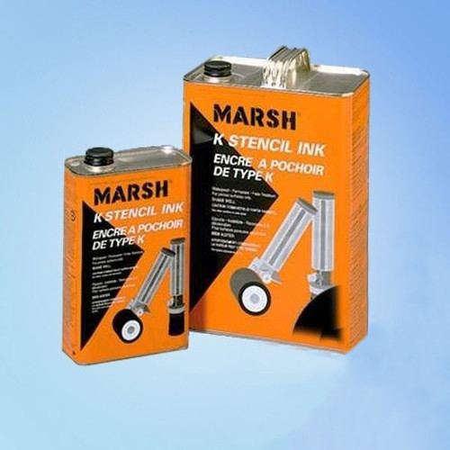 Get Marsh K-1 Black Stencil Ink BSTMA4-Stencil-Ink at Harmony