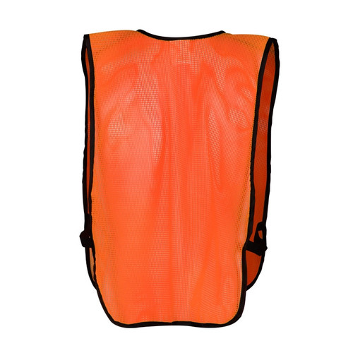 ML Kishigo P Series Mesh Safety Vest, Orange, each | Harmony Lab and Safety Supplies
