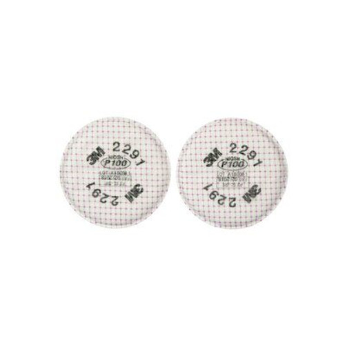 Get 3M 2291, P100 Advanced Particulate Air Filter, 2/pack at Harmony
