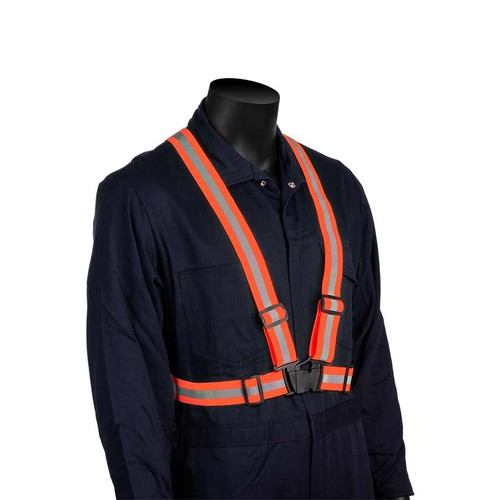 Get HivizGard Reflective Safety Sash, 2 Colors, ea (LB1911HO) at Harmony