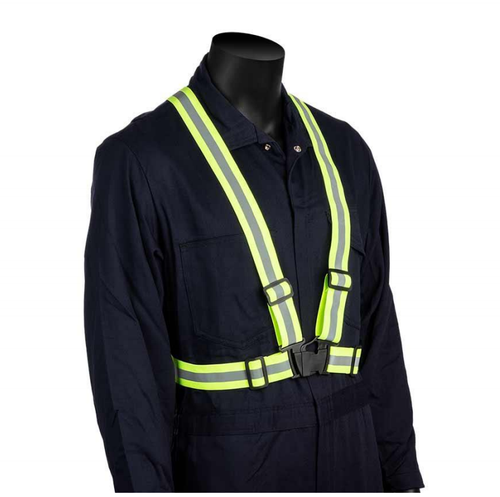 Get HivizGard Reflective Safety Sash, 2 Colors, ea (LB1911HG) at Harmony