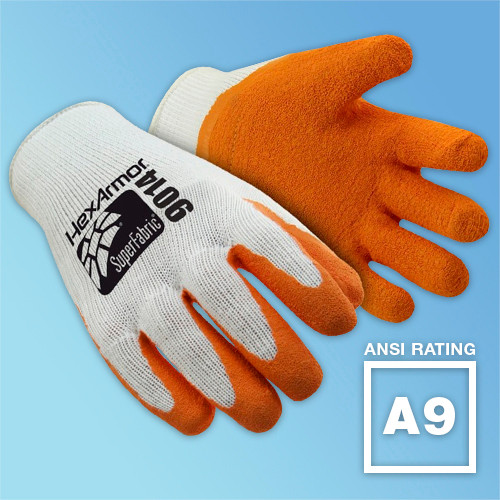 HexArmor 9014 ANSI A9 Cut Resistant Glove at Harmony