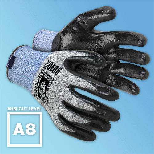 HexArmor 9010 ANSI A8 Cut Resistant Glove at Harmony