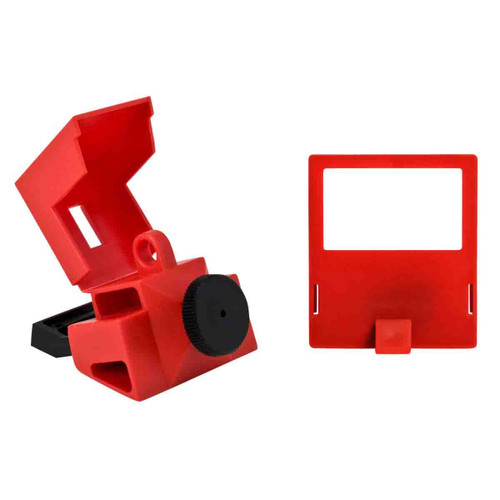Get Brady Clamp-On Breaker Lockout for 480/600 V (65397) at Harmony