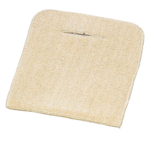 Wells Lamont Jomac B-PAD Terry Pad with Hand Hole, Extra Heavyweight   Harmony Lab and Safety Supplies