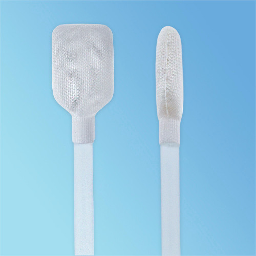 TekniPure TekniSwab Self-Saturating 91% Alcohol Swabs, Microdenier-covered Foam Tip (TS-FMD-5-IPA) | Harmony Lab and Safety Supplies