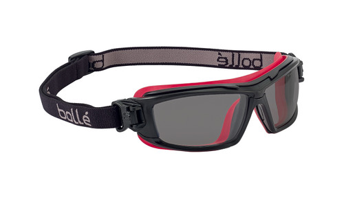 Bolle Safety Ultim8 40300 Smoke Lens Safety Goggles | Harmony Lab and Safety Supplies