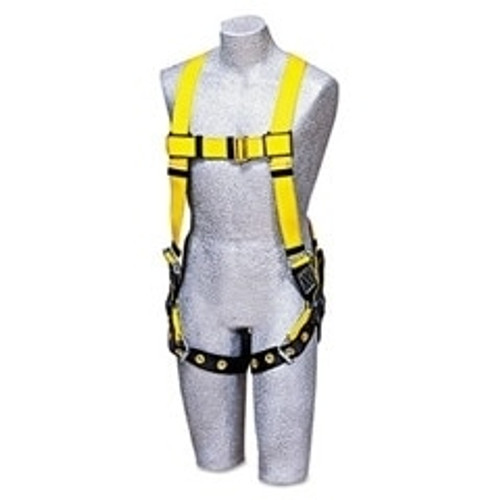 Get DBI-SALA Delta No-Tangle Full-Body Vest-Style Harness with iSafe Technology, ea LAG-1102000 at Harmony