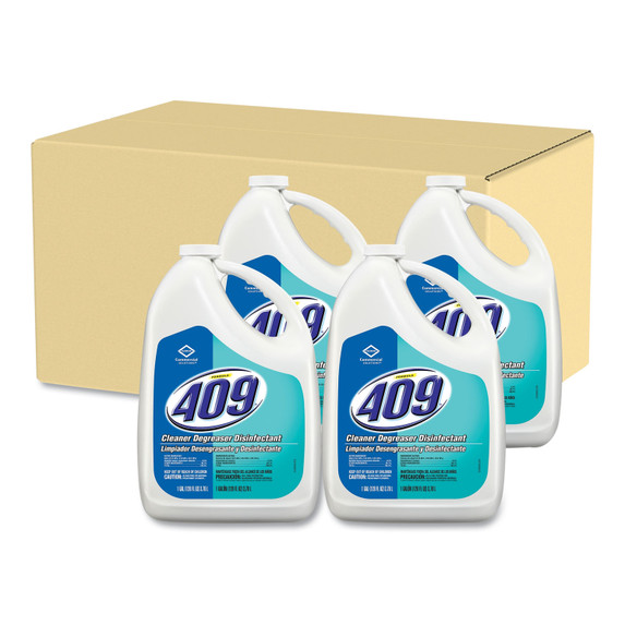 Get Formula 409 Cleaner Degreaser Disinfectant, Refill, 128 oz, 4/case L35300 at Harmony