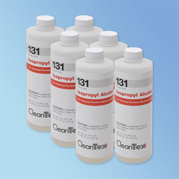 Get CleanTex High Purity 99% Isopropyl Alcohol, 16 oz., Case of 6, CT131-Alcohol at Harmony