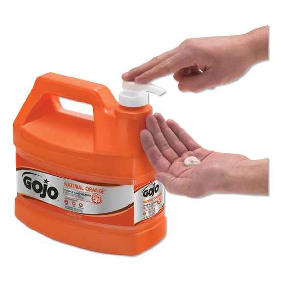 Get GOJO Pumice Hand Cleaner, 4/cs LGOG-0955 at Harmony