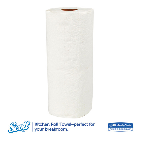 Get Scottex 1 Ply Paper Towel Roll, 128 sheets /roll, 20/case L41482 at Harmony