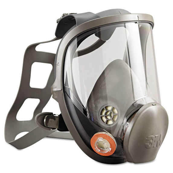 Get 3M 6900 Full Face Respirator, Large, ea LAG-6900 at Harmony