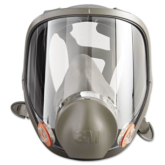 3M 6000 Series Full Face Respirator, each | Harmony Lab and Safety Supplies