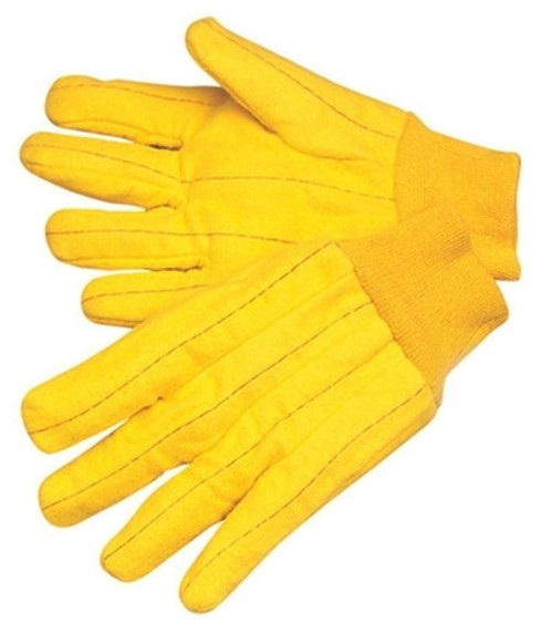 Get Golden Chore Glove, Knit Wrist, Quilted Palm & Back, LG, 12/pr LIB4203Q at Harmony