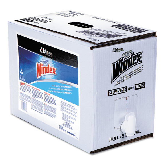 Get Windex 5 Gallons, Bag-in-Box Dispenser L90122 at Harmony