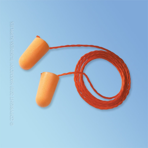 Get 3M 1110 Foam Ear Plugs, Corded, 100 pairs/box BOCS1110 at Harmony