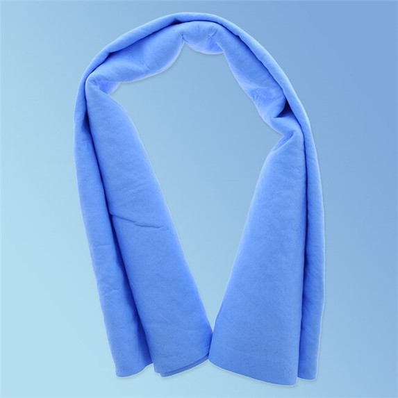 Evaporative PVA Cooling Towel, Multiple Color Options, each | Harmony Lab and Safety Supplies
