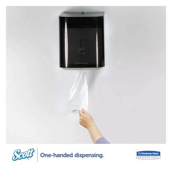 "Get Scott Essential 2 Ply Center Pull Towels, 8""x15"", 500/roll, 4/case LTT2CPS at Harmony"