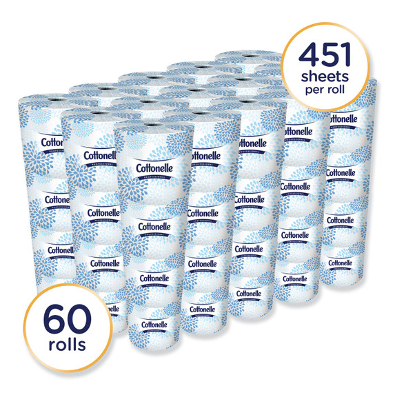 Get Kleenex Cottonelle 2 Ply Toilet Tissue, 60/case S7713 at Harmony