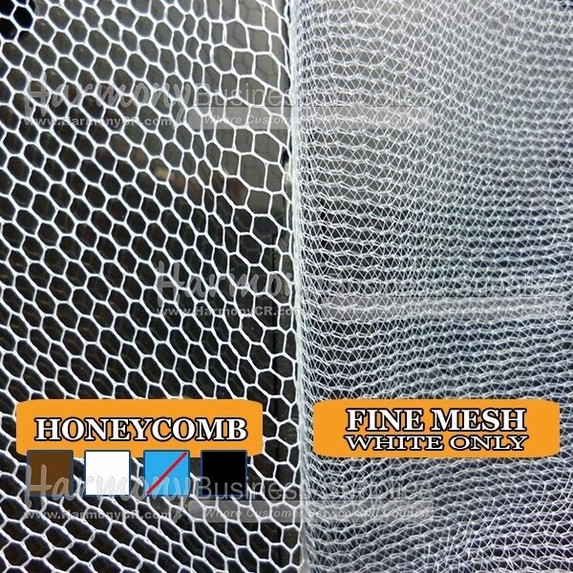 Honeycomb Hairnets Aperture