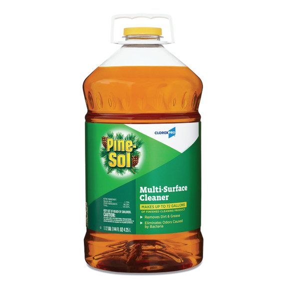 Get Pine-Sol Multi-Surface Cleaner, Pine, 144oz, 3/cs L35418 at Harmony