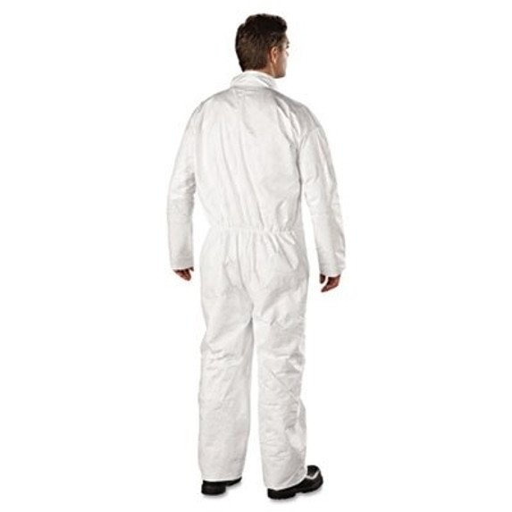 Tyvek TY120S Coveralls with open wrist & ankle, 25/case