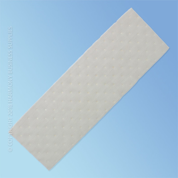 Get TekniMop Disposable Microfiber Cleanroom Flat Mop Cover, Velcro Style, 200/cs TM-516V at Harmony