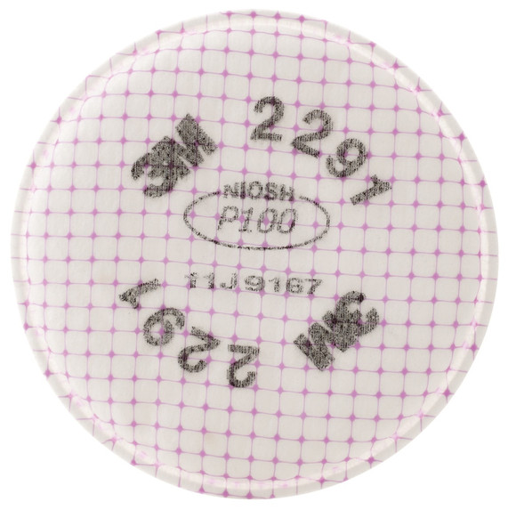 3M 2291 Advanced P100  Particulate Air Filters