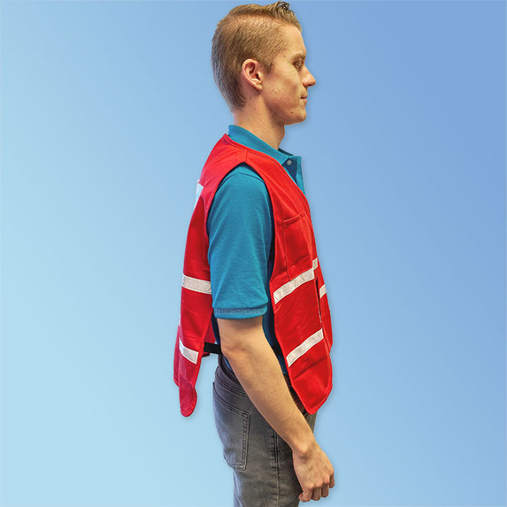 Get HiVizGard Incident Command Safety Vests at Harmony