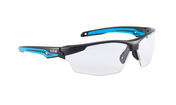 Get Tryon 40301 Clear Lens Anti-Scratch & Anti-Fog Safety Glasses at Harmony