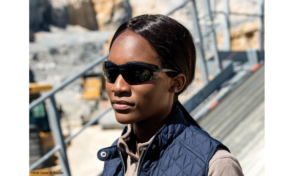 Get Bolle Safety Cobra Safety Glasses in Multiple Lens Options at Harmony