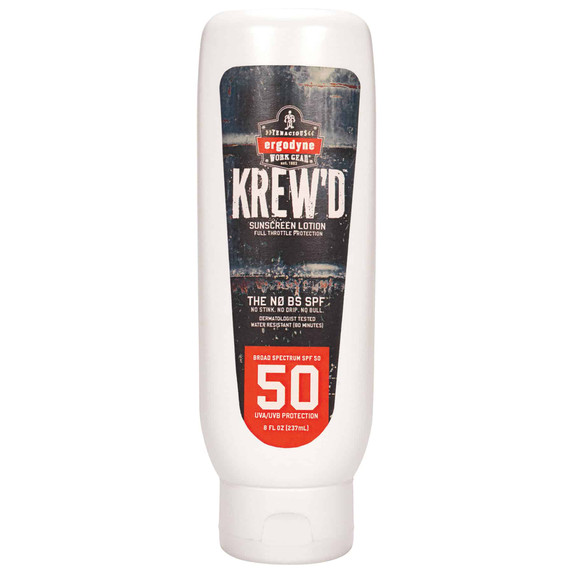 Get KREW'D™ 6351 SPF 50 Sunscreen Lotion - 8oz (16631) at Harmony