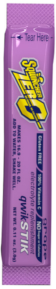 Single Serve Qwik Stik Zero Grape (159060107)