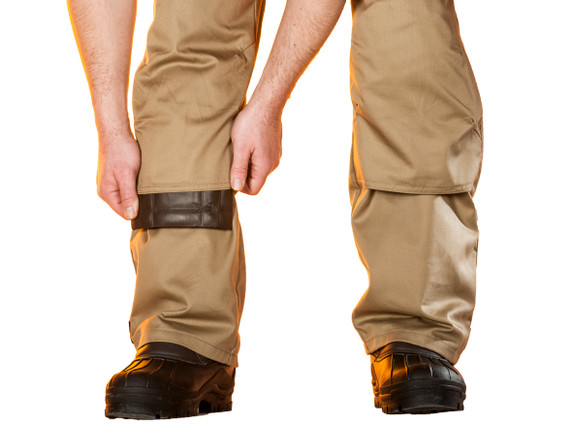 Get Portwest S156 Knee Pad Insert, Black, 1/pair at Harmony Lab & Safety Supplies.