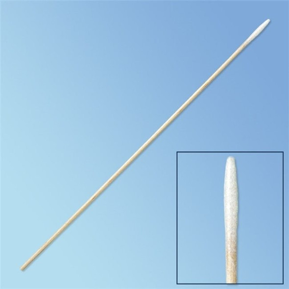 "Get Puritan Double Sterile Polyester Swabs,  Tapered Mini-Tip, 6"", Wood Shaft, 2000/cs P25-826-2WD at Harmony"