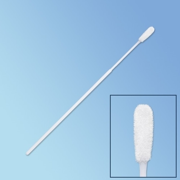 "Get PurFlock Ultra Flocked Swab, Elongated Tip, 6"", Polystyrene Shaft, 1000/case 2 P3806-U at Harmony"