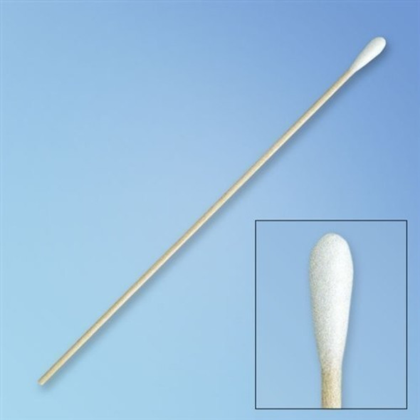 "Get Puritan Low Lint Cotton Swab, Regular Tip, 6"" Wood Shaft 876-WC at Harmony"