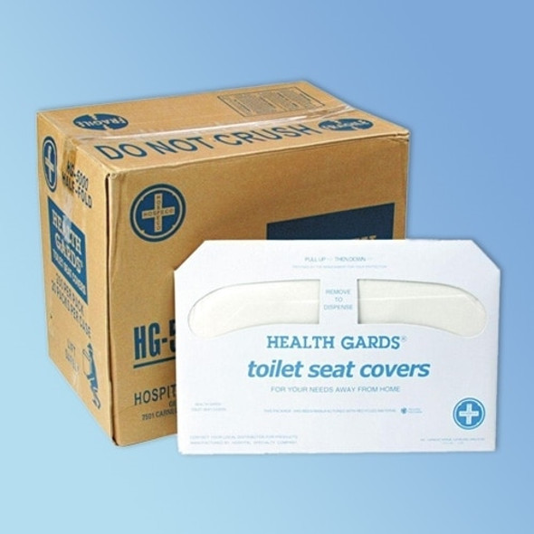 Get Health Gards Toilet Seat Covers, 250 pk, 20 pks/cs LHG5000 at Harmony