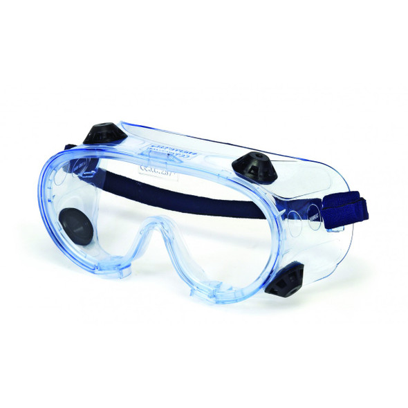 Get Safety Goggles, Indirect Vent, Clear Lens, each LB1790CA-F at Harmony