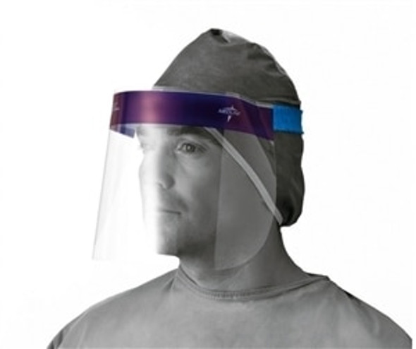 Get Full Length Disposable Face Shields, 24/box NONFS300 at Harmony