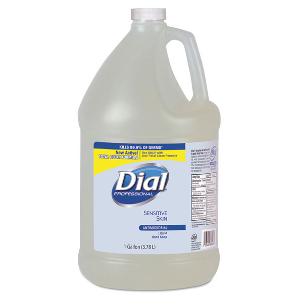 Get Dial Antimicrobial Soap, Gallon, 4/cs LDIA-82838 at Harmony