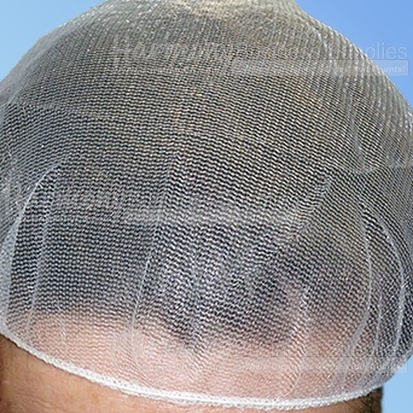 Get White Fine Mesh Hair Nets, 500/cs T310Mesh at Harmony