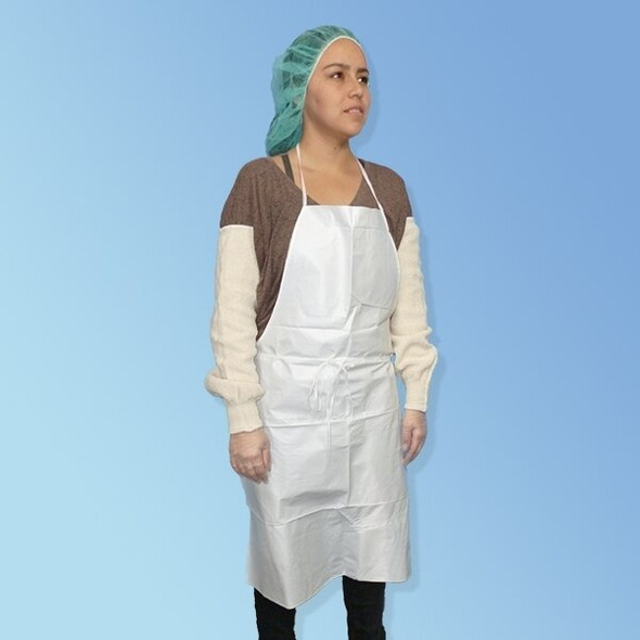 "Get Keyguard Microporous Apron, 28"" x 36"", 100/case TAP280-MICRO at Harmony"